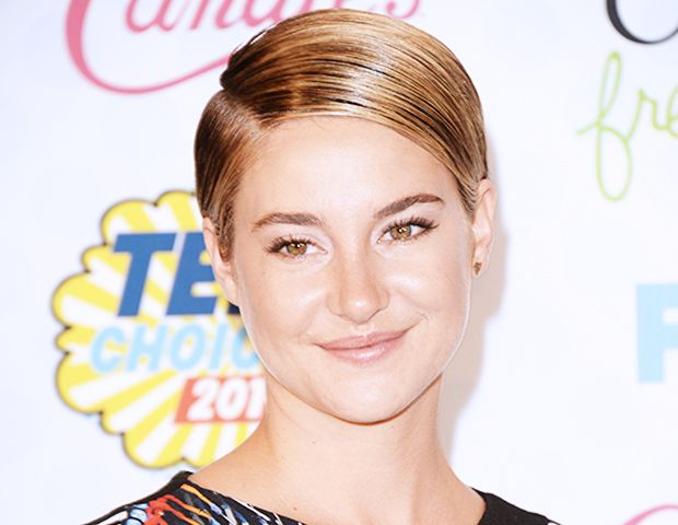 Steal Shailene Woodley's No-Makeup Makeup Look From The Teen Choice Awards