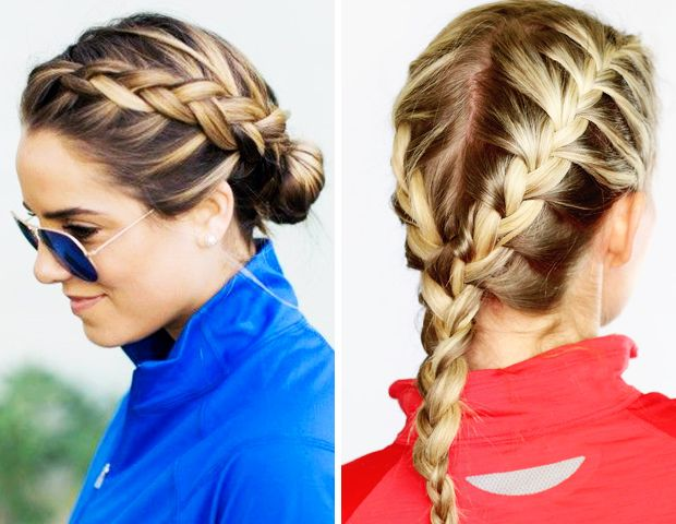 youtube short hairstyles : Keep reading to see the hairstyles to try for your next workout!