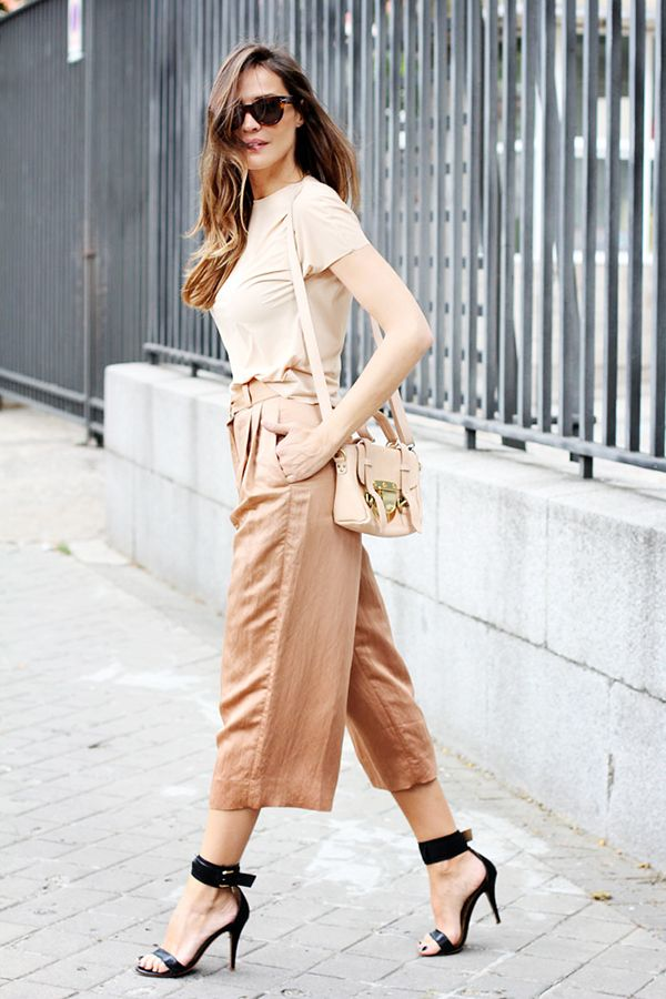Gaucho Pants: The Perfect Transitional Piece | WhoWhatWear