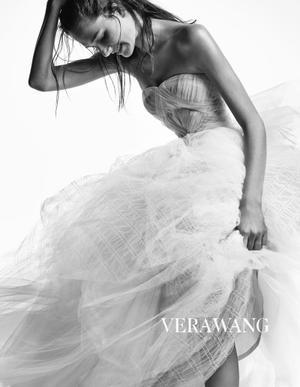 Vera Wang F/W 2014 Bridal Campaign