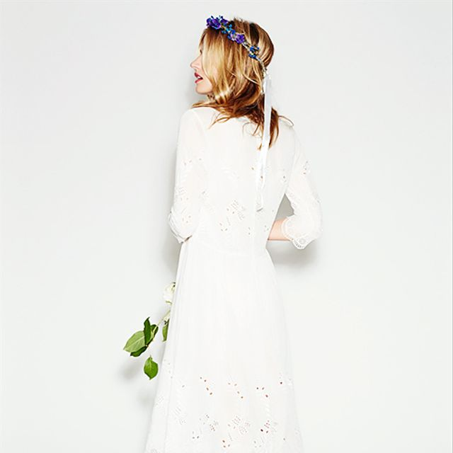 16 Non-Wedding Wedding Dresses You'll Wear Again