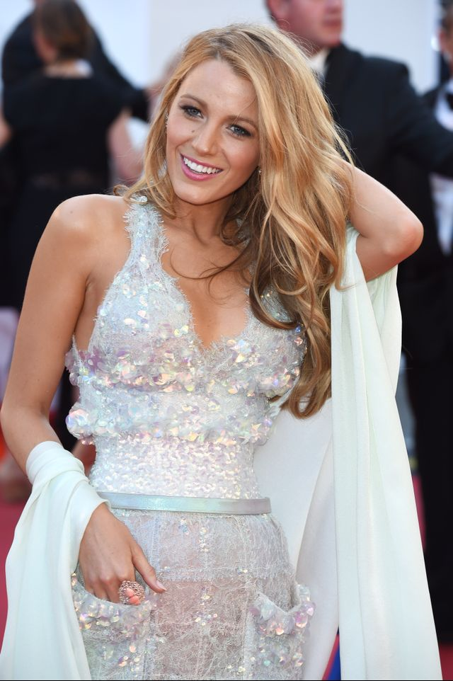 Blake Lively Wants You To Know She's Nothing Like Serena van der Woodsen