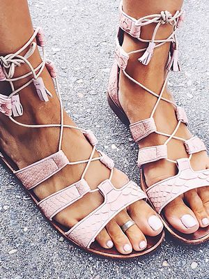 #TuesdayShoesday: Shop Our Favorite Marked-Down Sandals