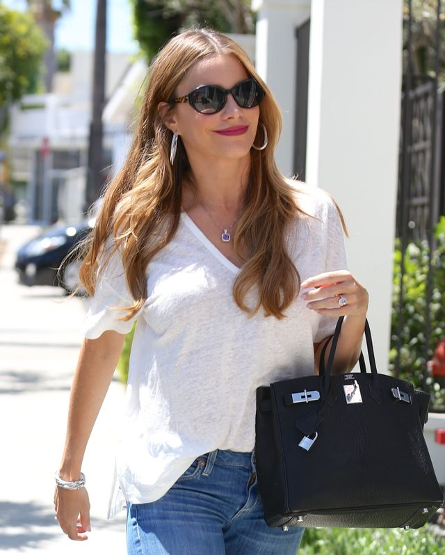 See Sofia Vergara's Giant Non-Engagement Ring