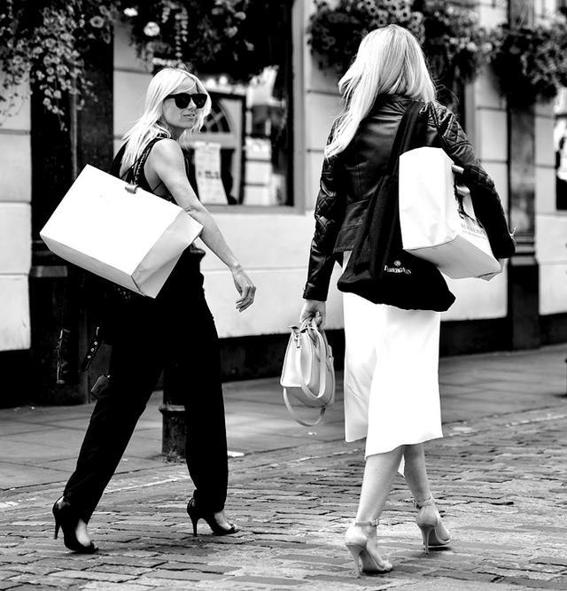 6. Abandon your online shopping cart.