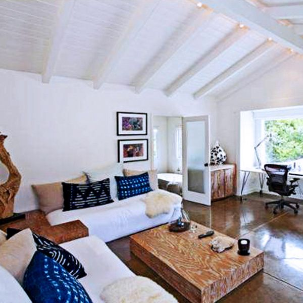 Tour Liam Hemsworth's New Ultimate Malibu Bachelor Pad