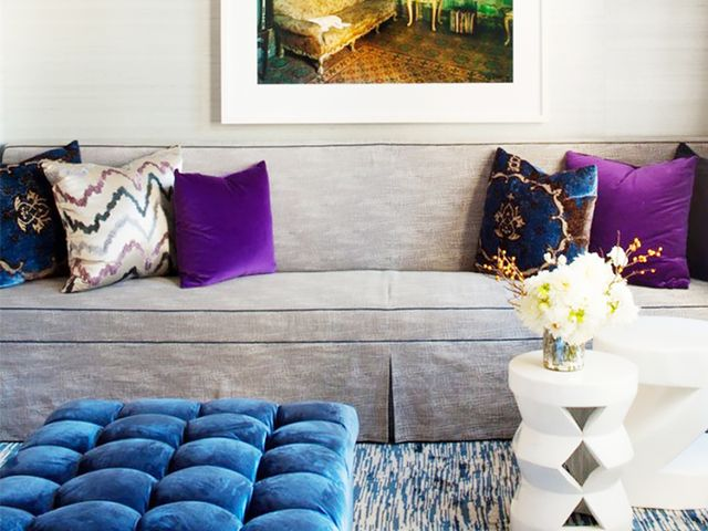 Throw Pillow Color Combinations : The Best Throw Pillow Combinations for Every Style MyDomaine