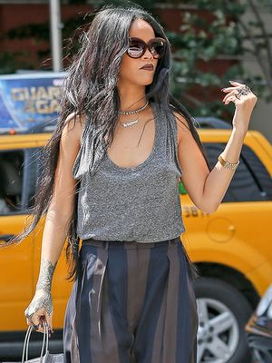 Is Rihanna Carrying a New It-Bag for Fall?