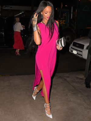Rihanna Gives Us a Major Reason to Wear Pink