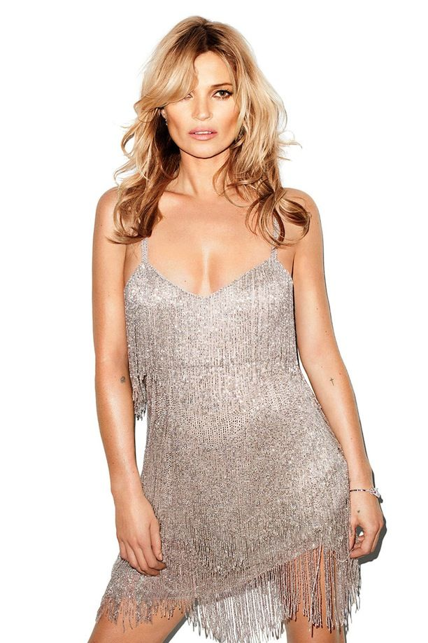 Kate Moss' Latest Collection for Topshop Is Now Available