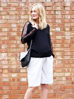 9 Amazing Black-And-White Outfits to Inspire Your Weekend