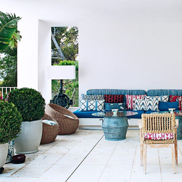 Tour the Ultimate Spanish Vacation Home