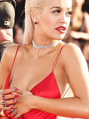You Won't Believe How Much Rita Ora's MTV Video Music Awards Mani Cost