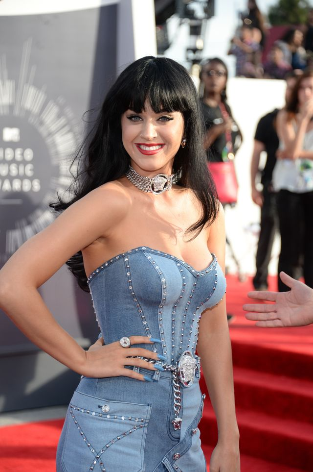 Yes, Britney Spears Responded to Katy Perry's Denim Dress