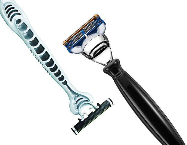 Myth Busting: Are Men's Razors Really Better?