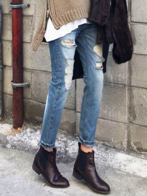 Meet the Coolest Boot for Fall: The Chelsea