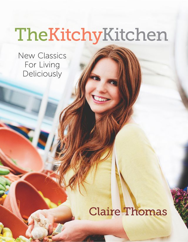 The Kitchy Kitchen's Cookbook Is Finally Here!