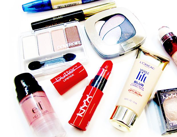 The Smart Girl's Guide to Shopping for Drugstore Makeup