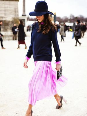 Save the Pleats! How to Properly Care for Pleated Pieces