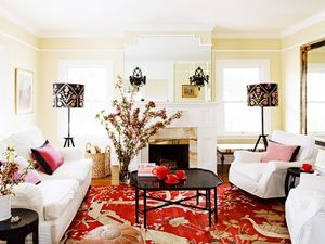 Room of the Day: Feminine With a Victorian Twist