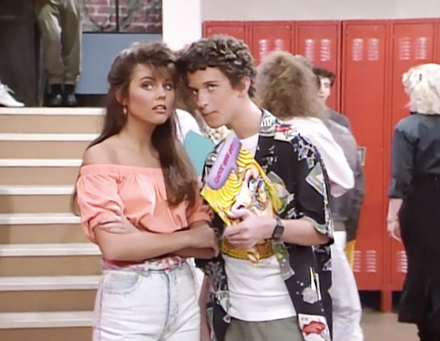 9 Fashion Lessons We Learned From Saved by the Bell