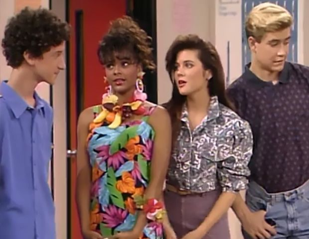 9 Fashion Lessons We Learned From Saved by the Bell ...