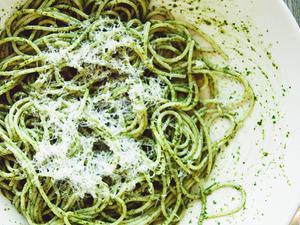 Your New Go-To Pesto Spaghetti Recipe
