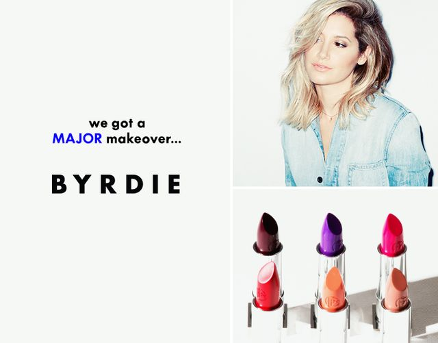 Welcome to the New Byrdie!