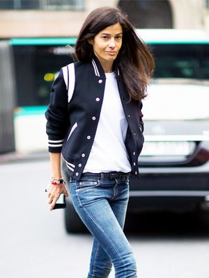 Tip of the Day: How to Make a Varsity Jacket Look Timeless