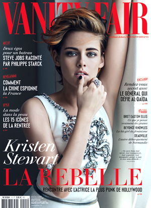 Kristen Stewart's Stunning Covershoot For Vanity Fair France