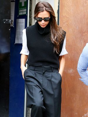 Victoria Beckham Gives the Gaucho Pant Her Stylish Stamp of Approval