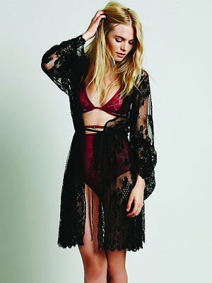 Swoon! Free People Launched the Most Gorgeous Lingerie Line