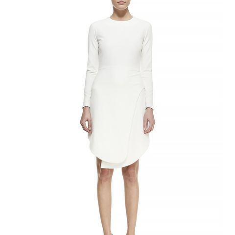 Manera Knit Long-Sleeve Dress