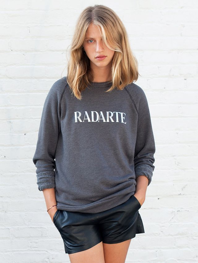 We're So in Love With These New Radarte Sweatshirts
