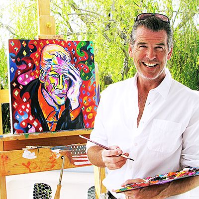 Did You Know These Celebrities Are Artists?