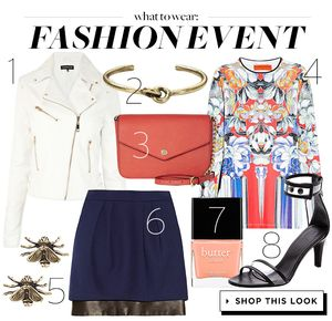 How To Stand Out At A Fashion Event