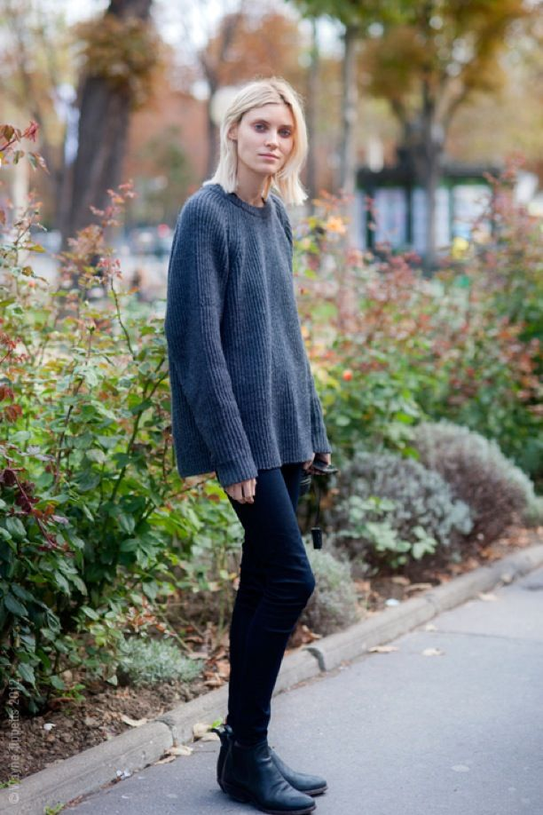 Street Style: Easy Casual