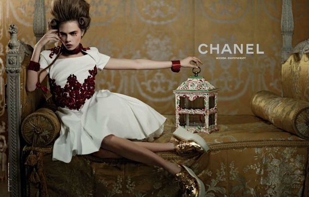 Chanel | Resort 2013 Campaign