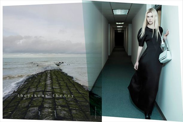 Theyskens' Theory S/S 2013 Ad Campaign