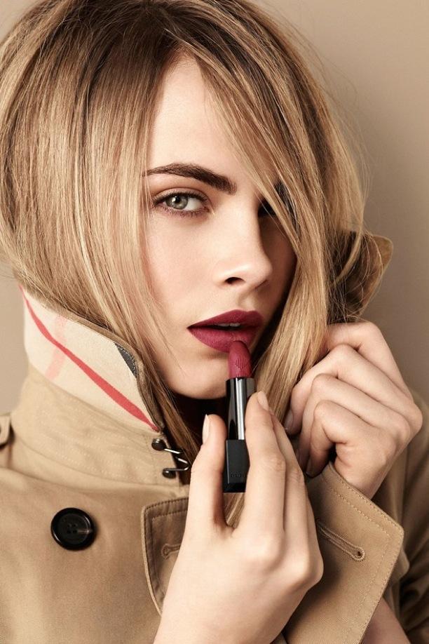 Burberry Beauty | Lip Velvet