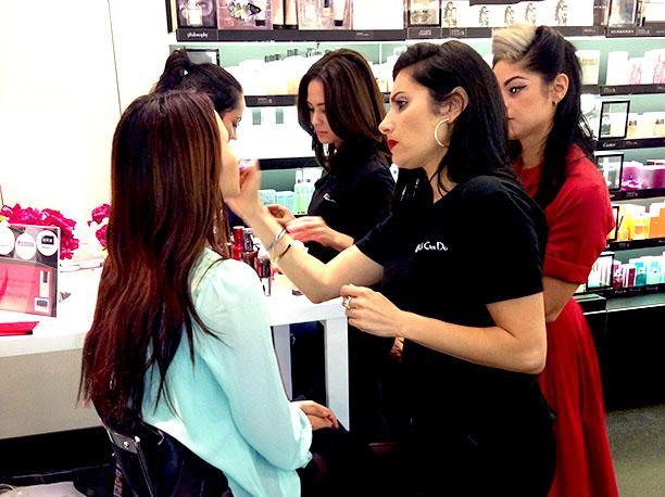 Koh Gen Do + Sephora Throw A Holiday Makeup Party!