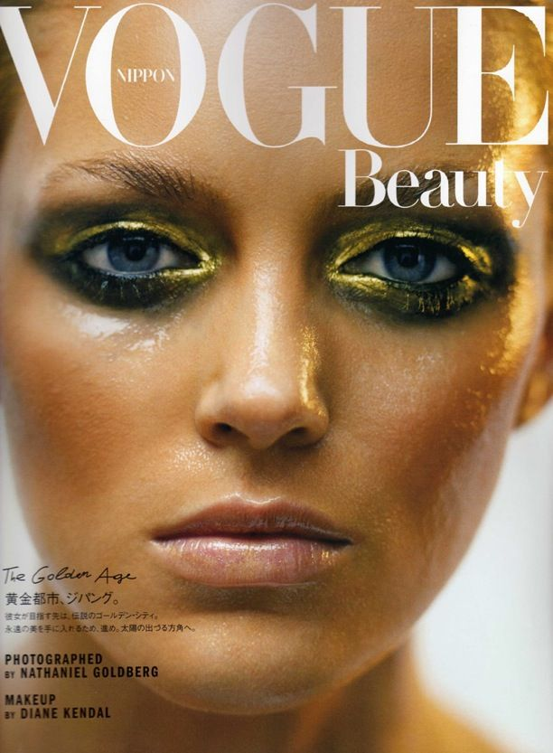 The Golden Age | Vogue Japan