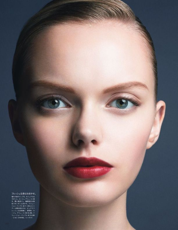 Dress Your Lips | Vogue Japan