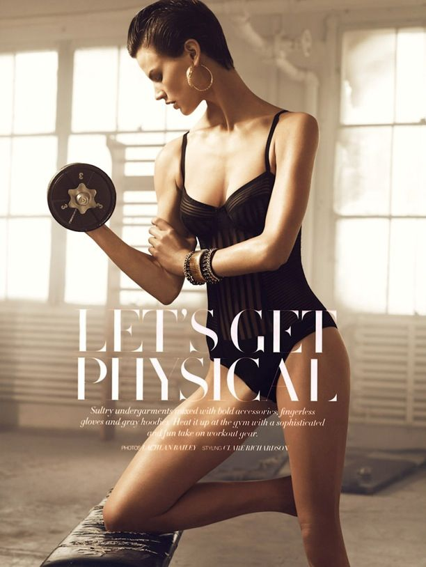 Let's Get Physical | H&M Magazine