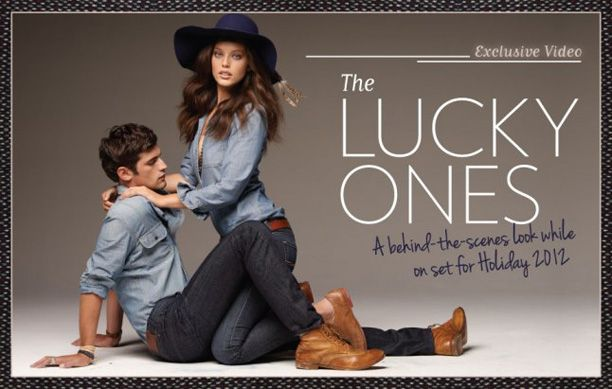 Guest Blogger Series with Lucky Brand's Karin Cole: 2012 Holiday Campaign