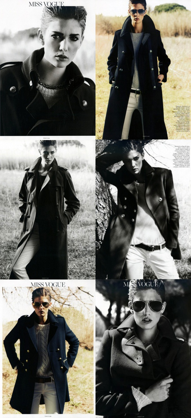Classic Coats | Vogue Paris