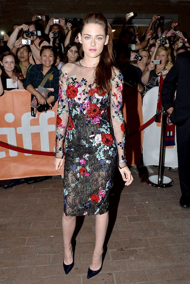 Look of the Day: Bold Florals