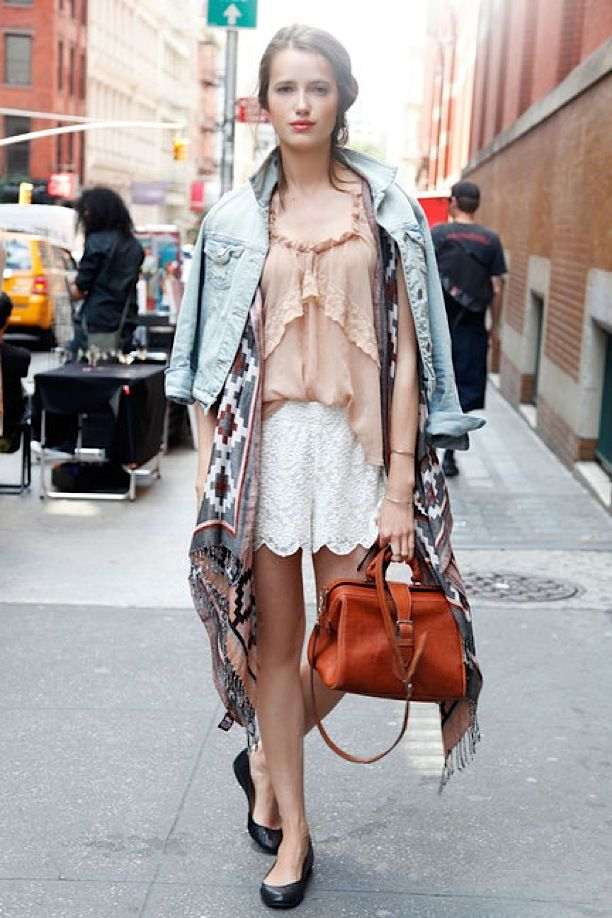 Street Style: Summer Layers