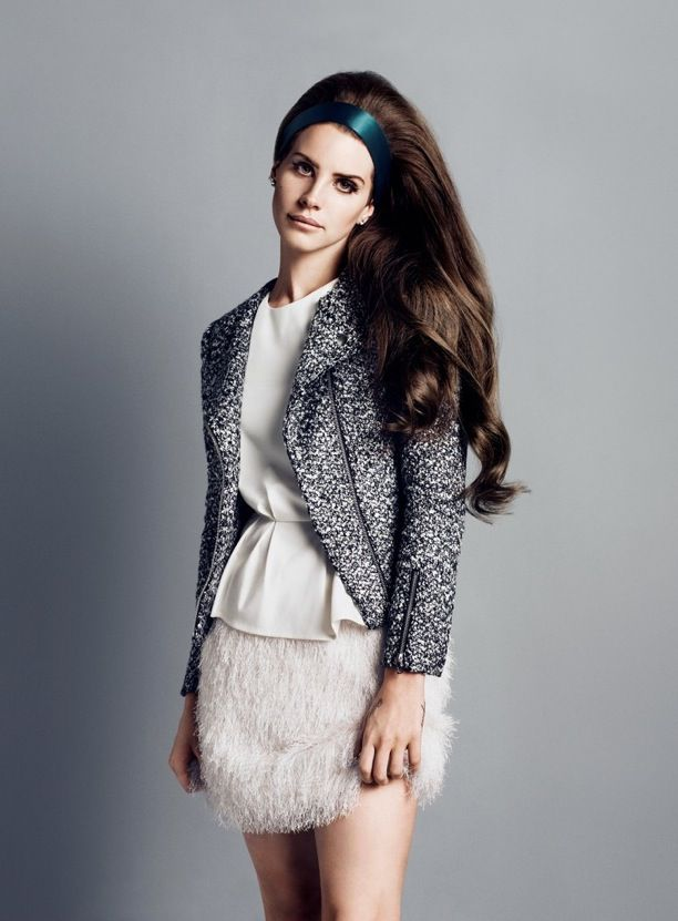 Lana Del Rey | H&M Fall 2012 Campaign