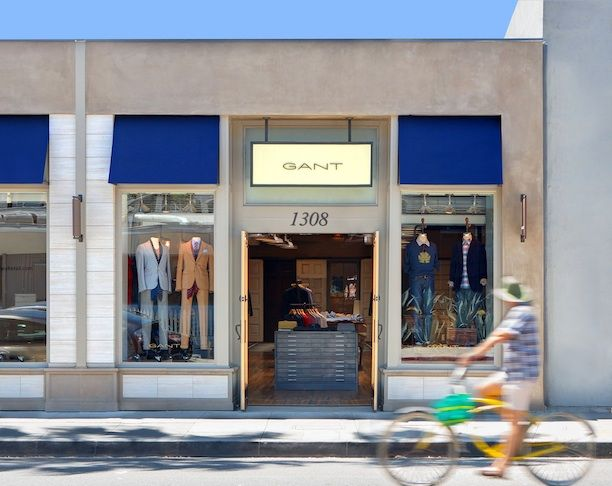 Around Town: Gant Opens on Abbot Kinney